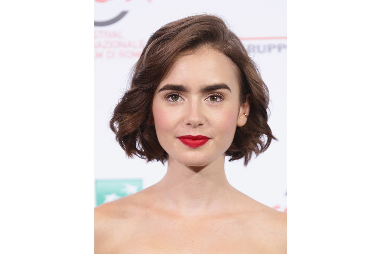 """Wob"" da star: Lily Collins"