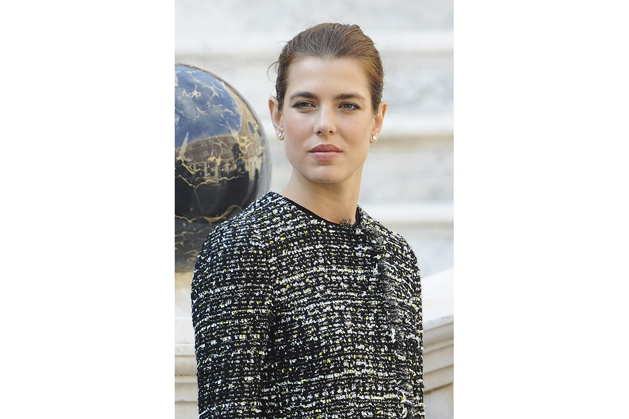 charlotte casiraghi nude look