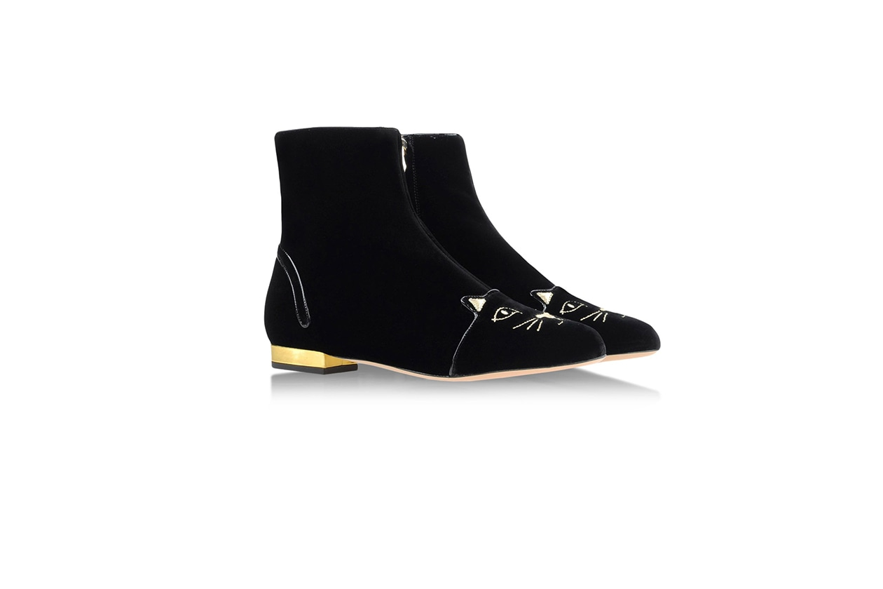 Fashion Booties are for lovers charlotteolympia