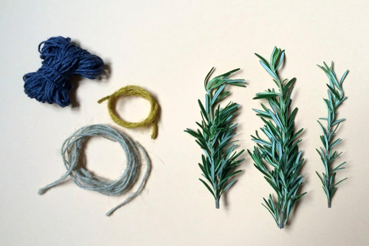 Corona di rosmarino