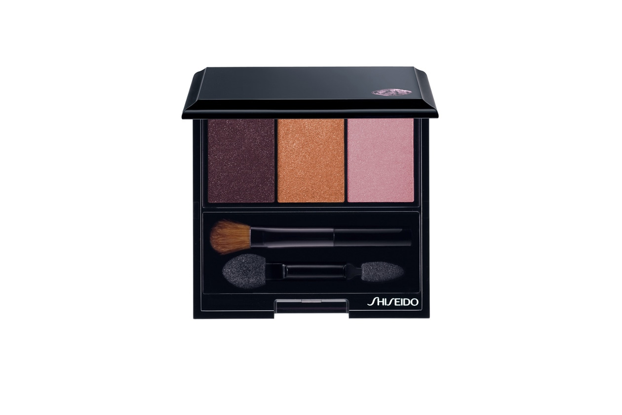 LUMINIZING SATIN EYE COLOR TRIO OR316 BY SHISEIDO