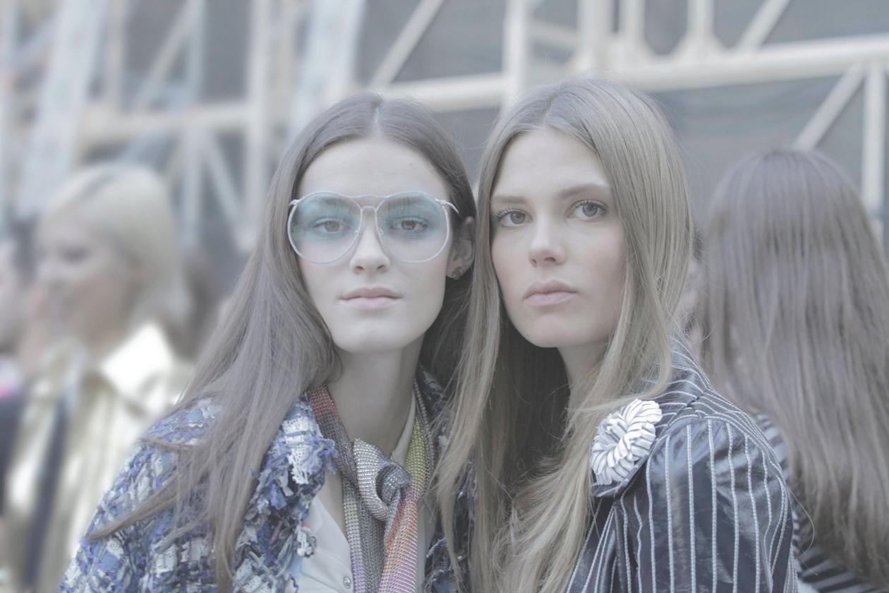 Chanel Prêt-à-Porter Primavera/Estate 2015: il backstage beauty