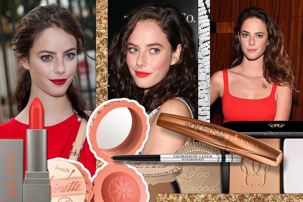 Beauty kaya scodelario beauty look 00 Cover collage