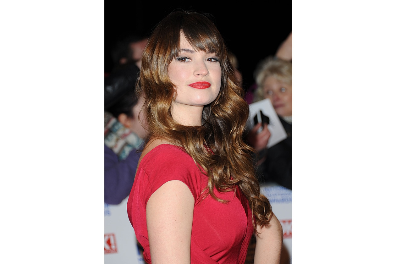Beauty Lily James Make Up 159947897 10