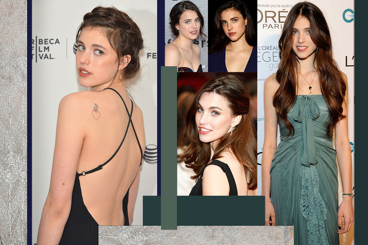 beauty margaret qualley beauty look 00 Cover collage