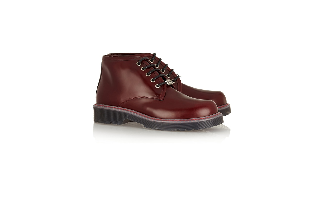 Fashion Booties are for lovers mcq alexander mcqueen