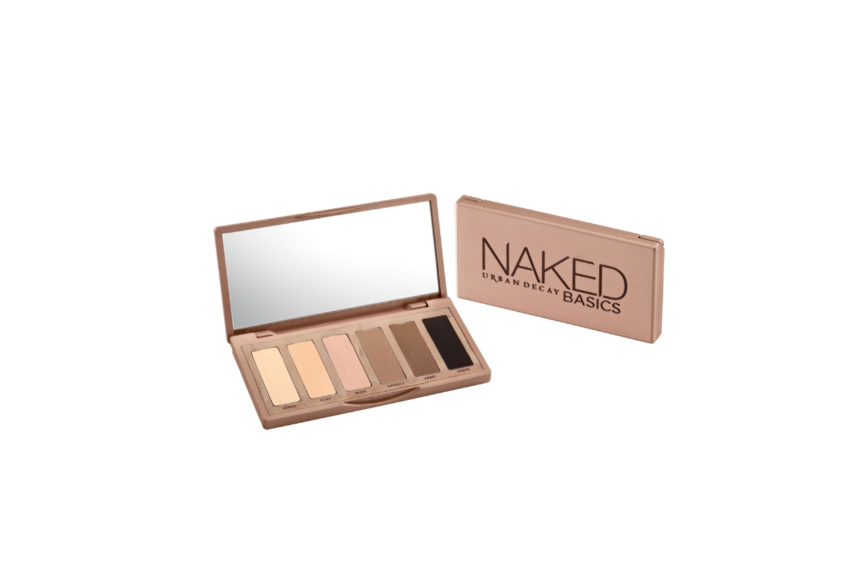 naked basic urban decay