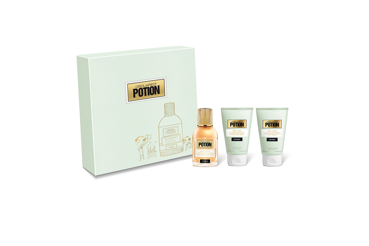 PROFUMI NATALE 2014: Potion for Woman – Dsquared2