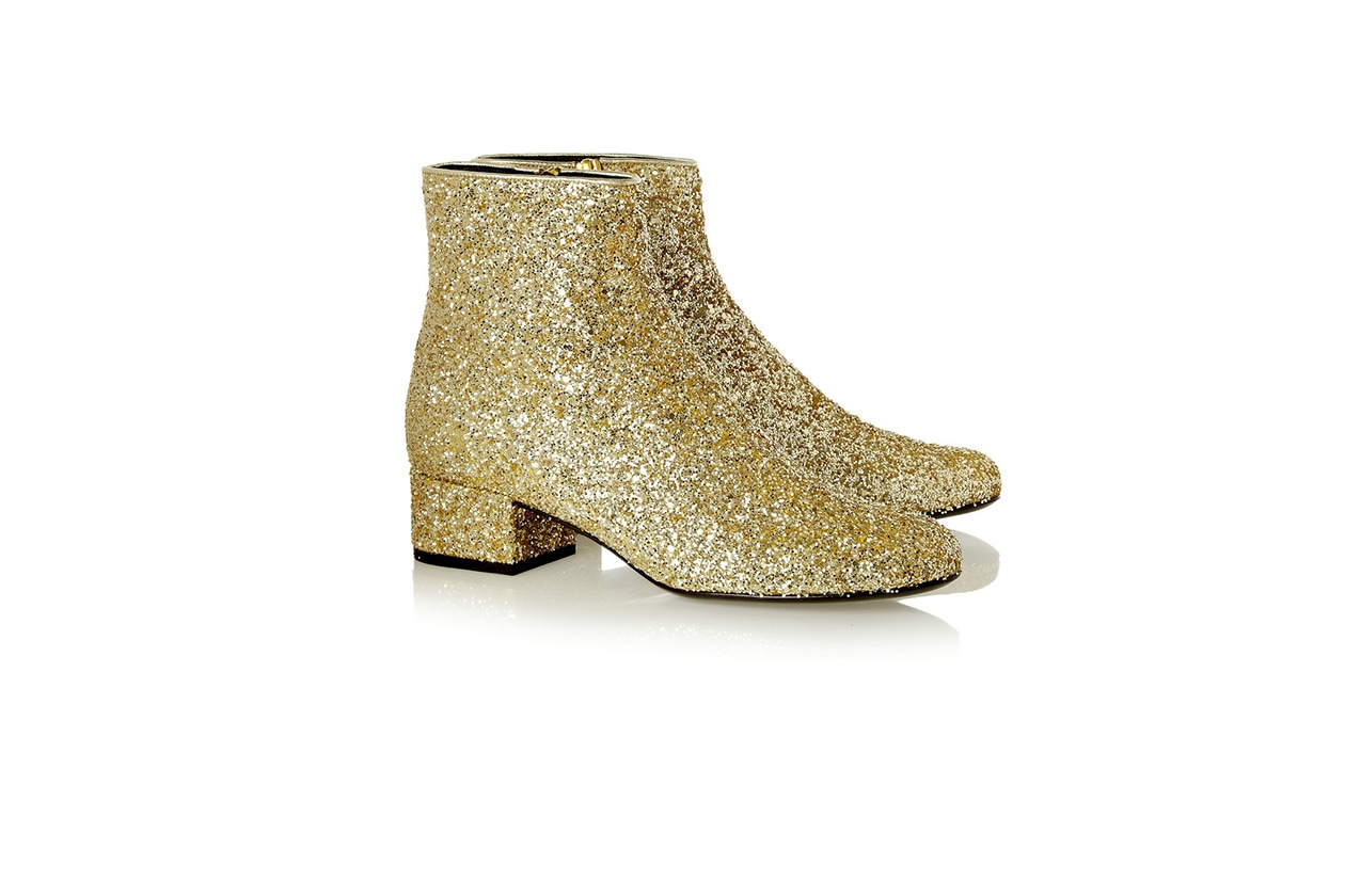 Fashion Booties are for lovers saint laurent