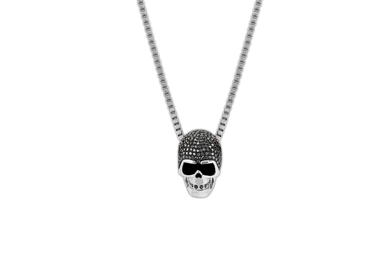 swarovski TADDEO Pendant Skull