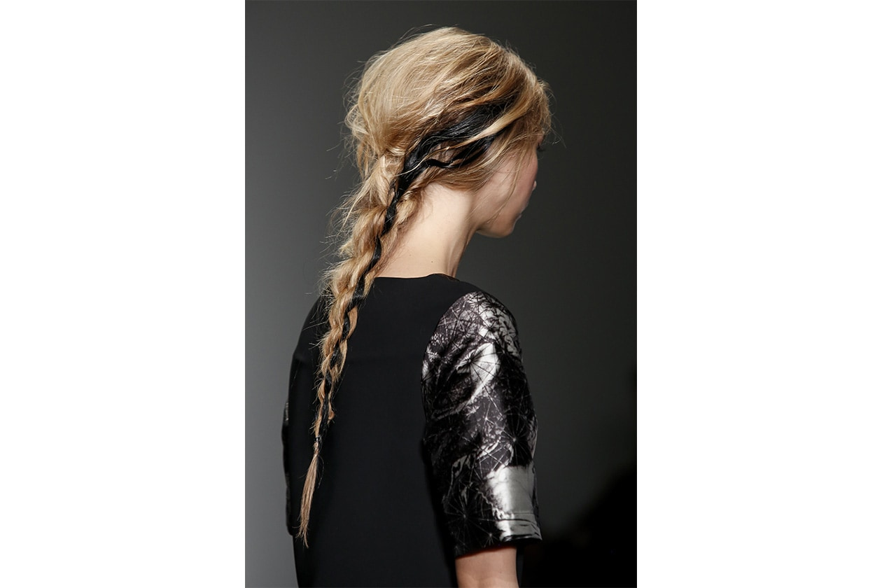 toni&guy: Precision plaiting