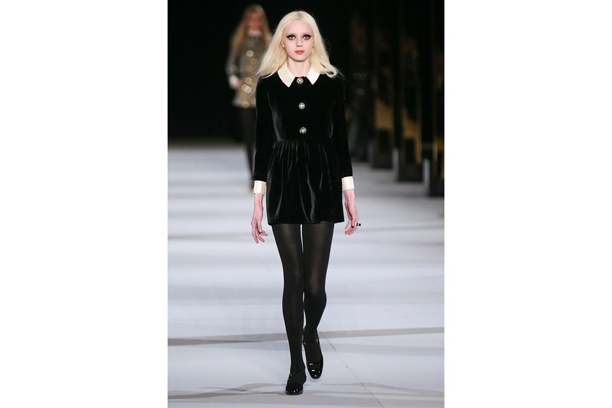 Fashion Top List Sweet Velvet Saint Laurent ful W F14 P 013
