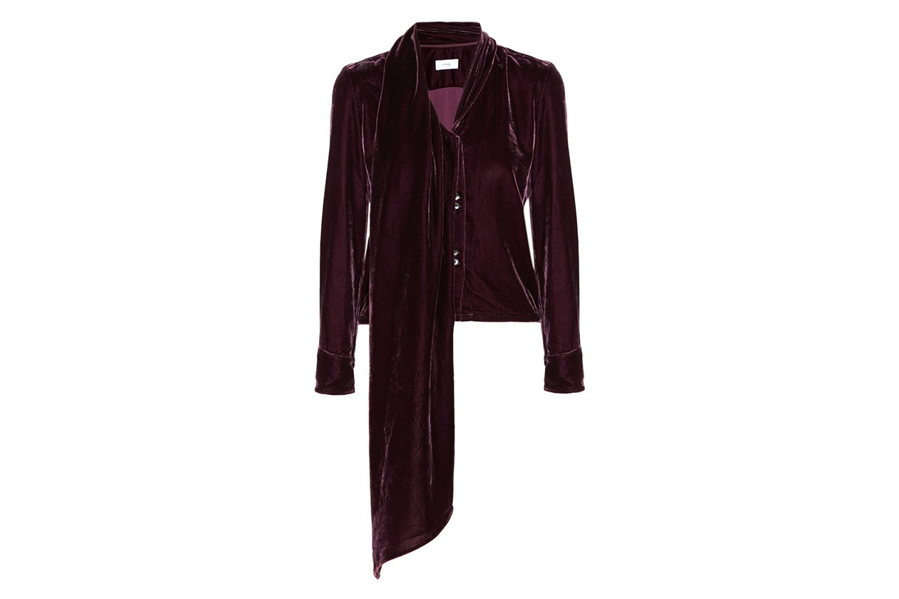 Fashion Top List Sweet Velvet Title A