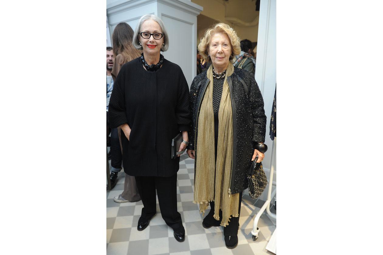 012 &OtherStories Paola Fendi;Alda Fendi TRV 3703