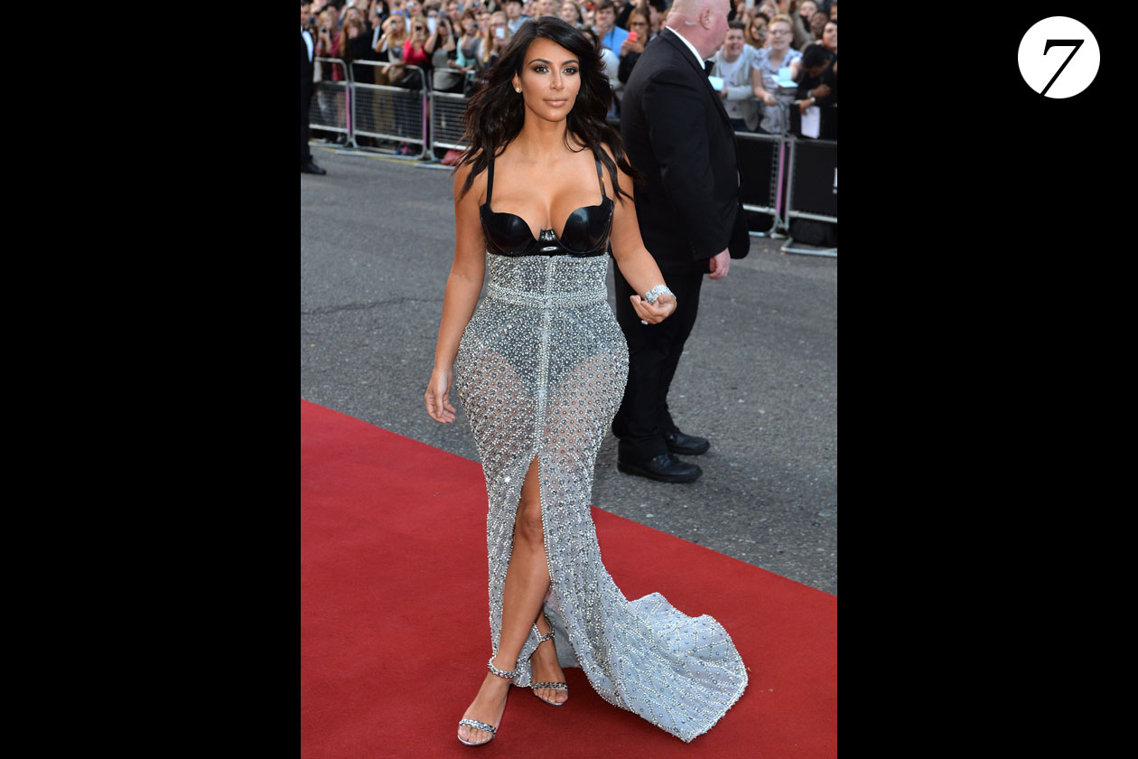 07: Kim Kardashian