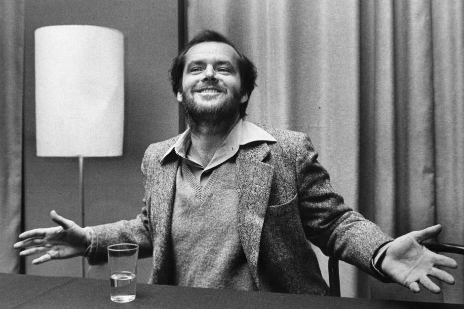 A 37 anni Jack Nicholson ha scoperto che sua sorella era in realtà sua madre e la persona che chiamava madre era sua nonna. Non ha battuto ciglio!