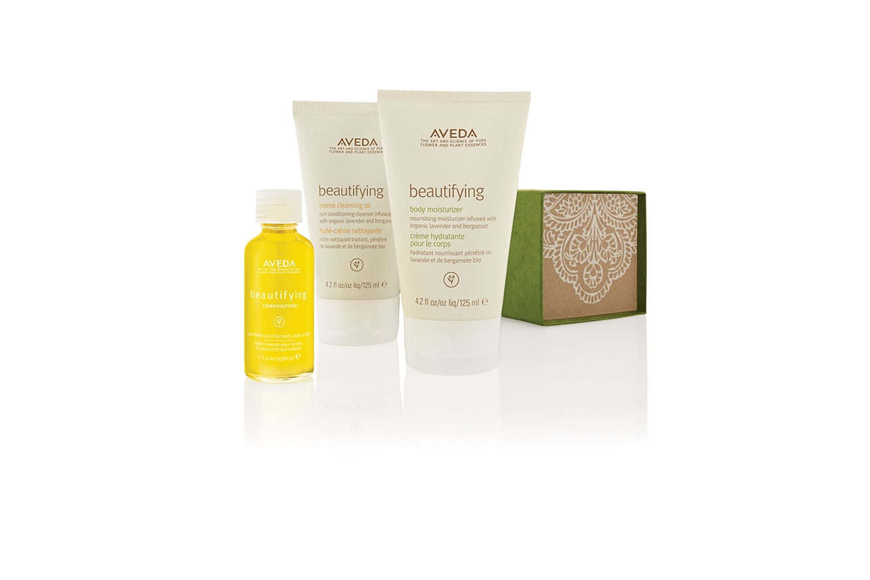 A GIFT OF BATHS OF BEAUTY BY AVEDA