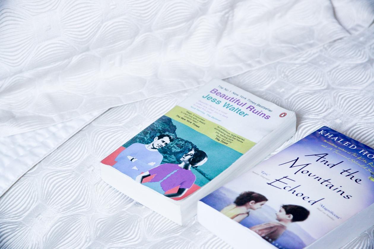 Amo leggere, al momento sto leggendo Thrive di Arianna Huffington