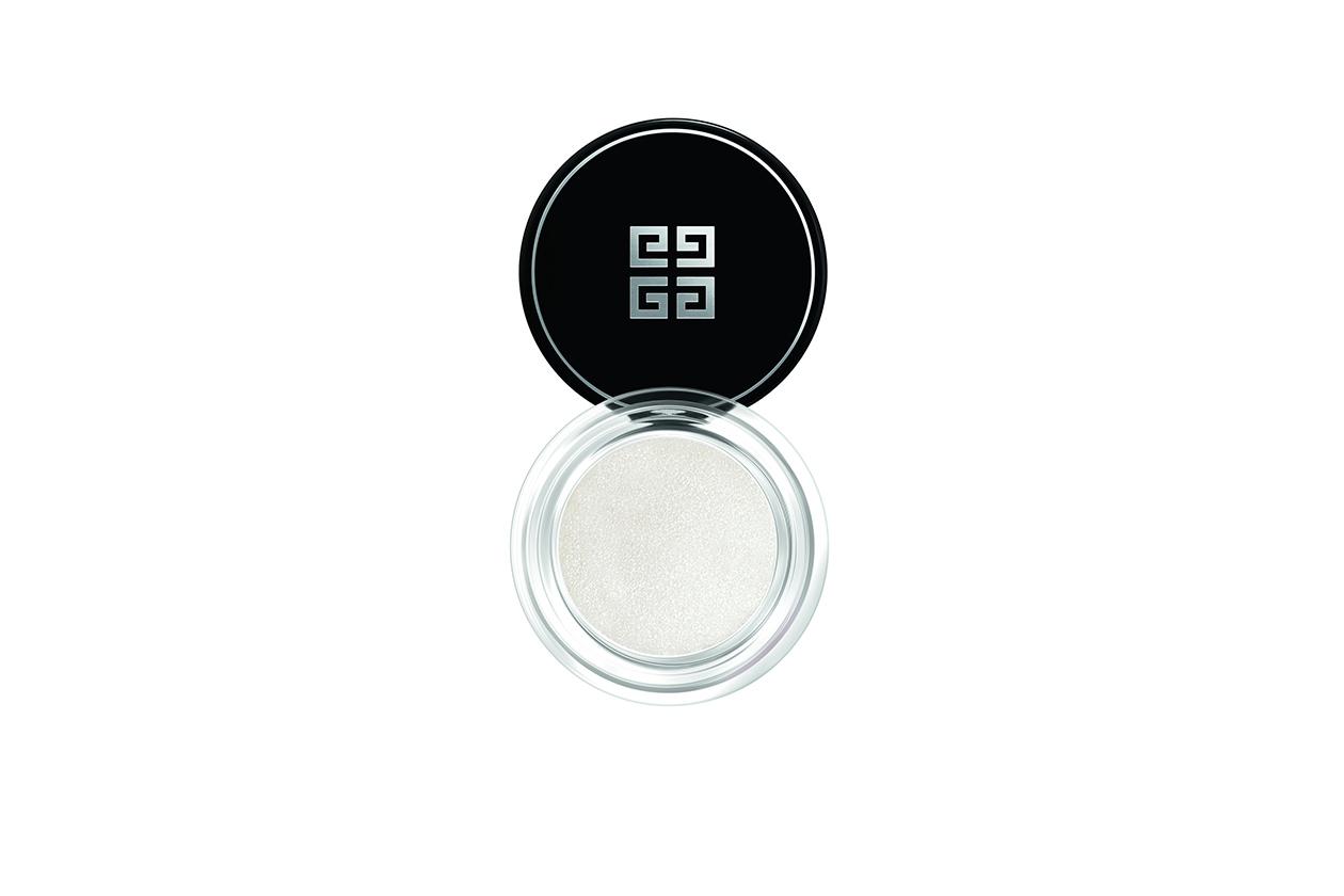 BEAUTY OCCHI DI GHIACCIO Make up occhi bianco Givenchy Ombre Couture 01