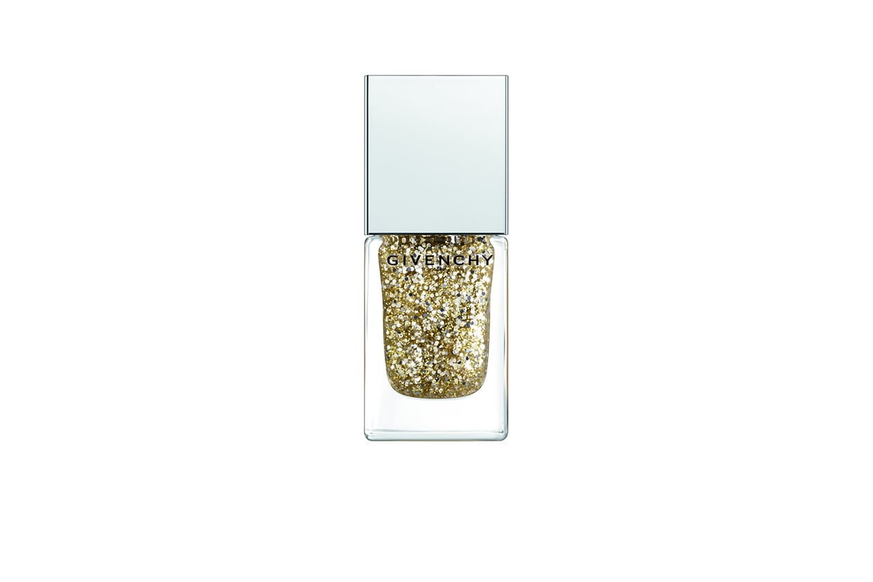 Beauty Gold Accents Nailart SLIDE A N°21 parure Scintillante