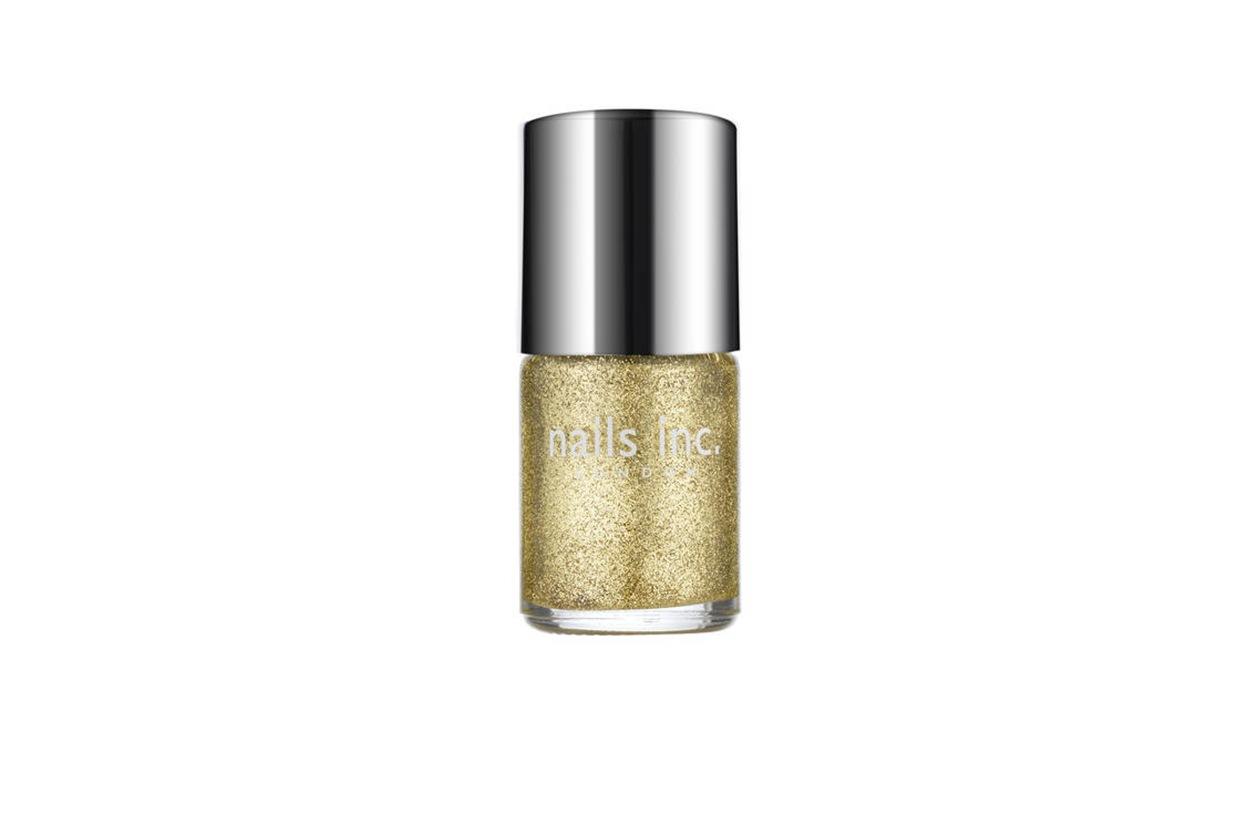 Beauty Gold Accents Nailart SLIDE C chelsea embankment