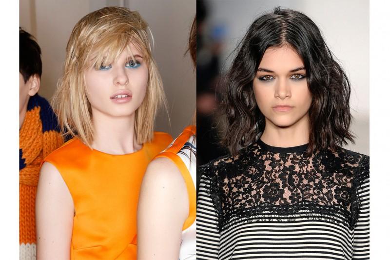 Beauty I Trend Capelli AI 2014 15 Bob lungo