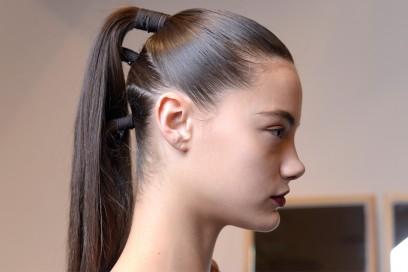 Beauty I Trend Capelli AI 2014 15 Pony tail Byblos bbt W F14 M 009