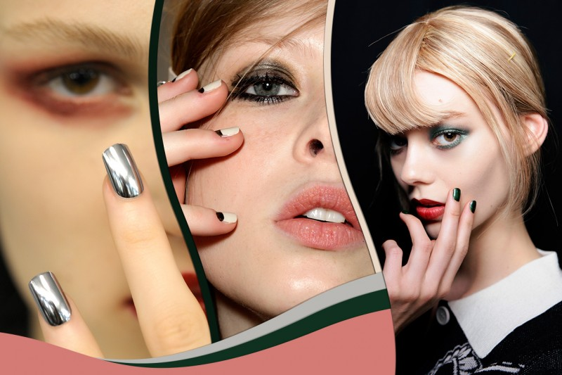 Beauty NAIL TREND A I 2014 14 00 Cover collage