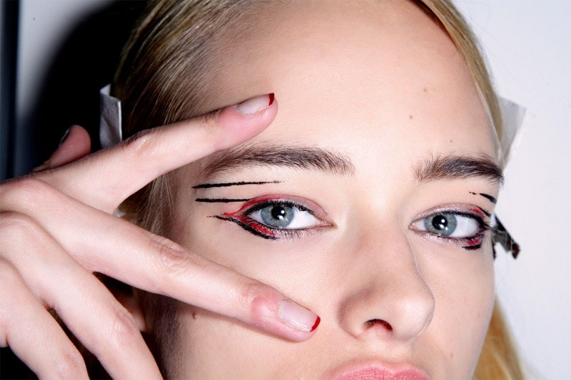 Beauty NAIL TREND A I 2014 14 Anthony Vaccarello nls W F14 P 003