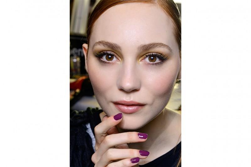 Beauty NAIL TREND A I 2014 14 Vivienne Tam nls W F14 N 003