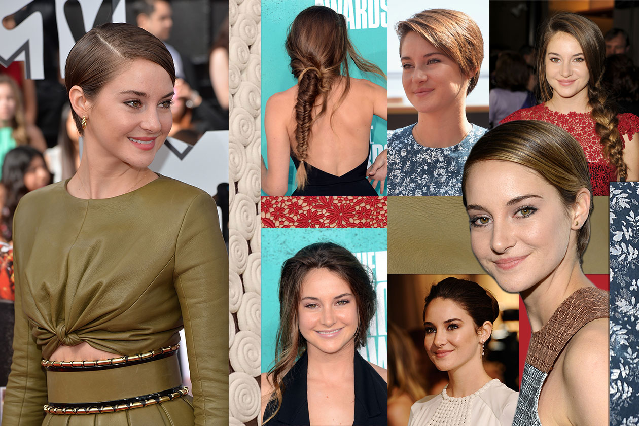 Beauty shailene woodley capelli 00 Cover collage
