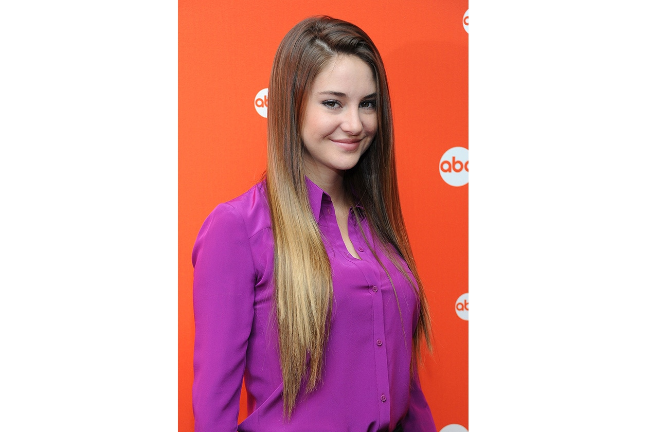 Beauty shailene woodley capelli 141599131