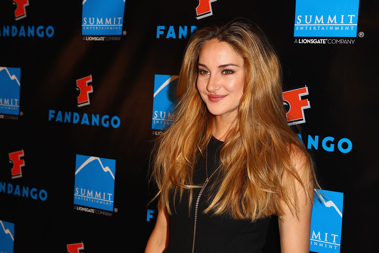 Beauty shailene woodley capelli 174026623