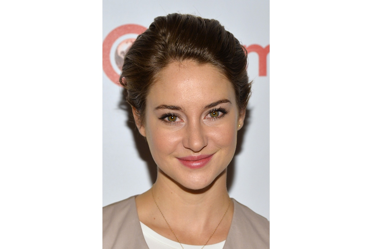 Beauty shailene woodley capelli 480899853