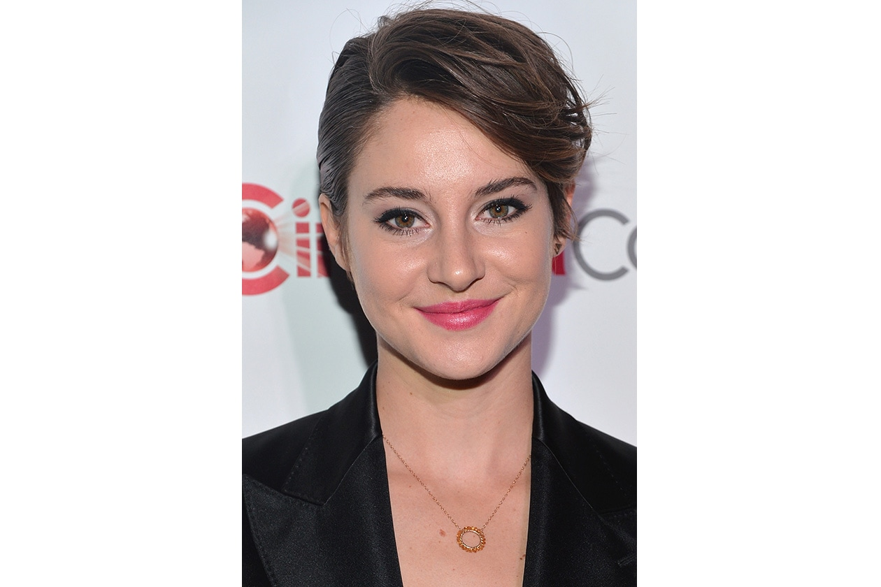 Beauty shailene woodley capelli 480970769