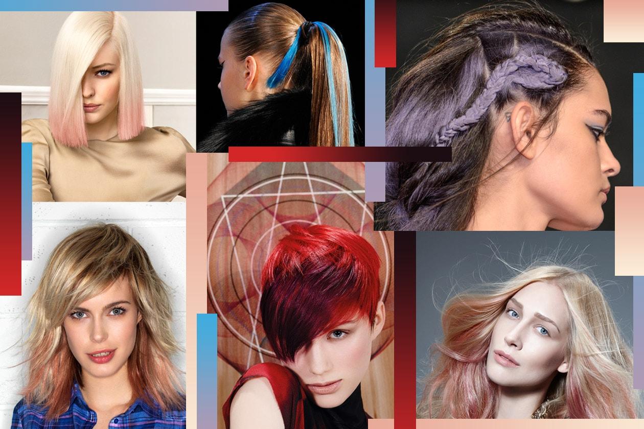 Bicol hair: la nuova tendenza tutta da personalizzare