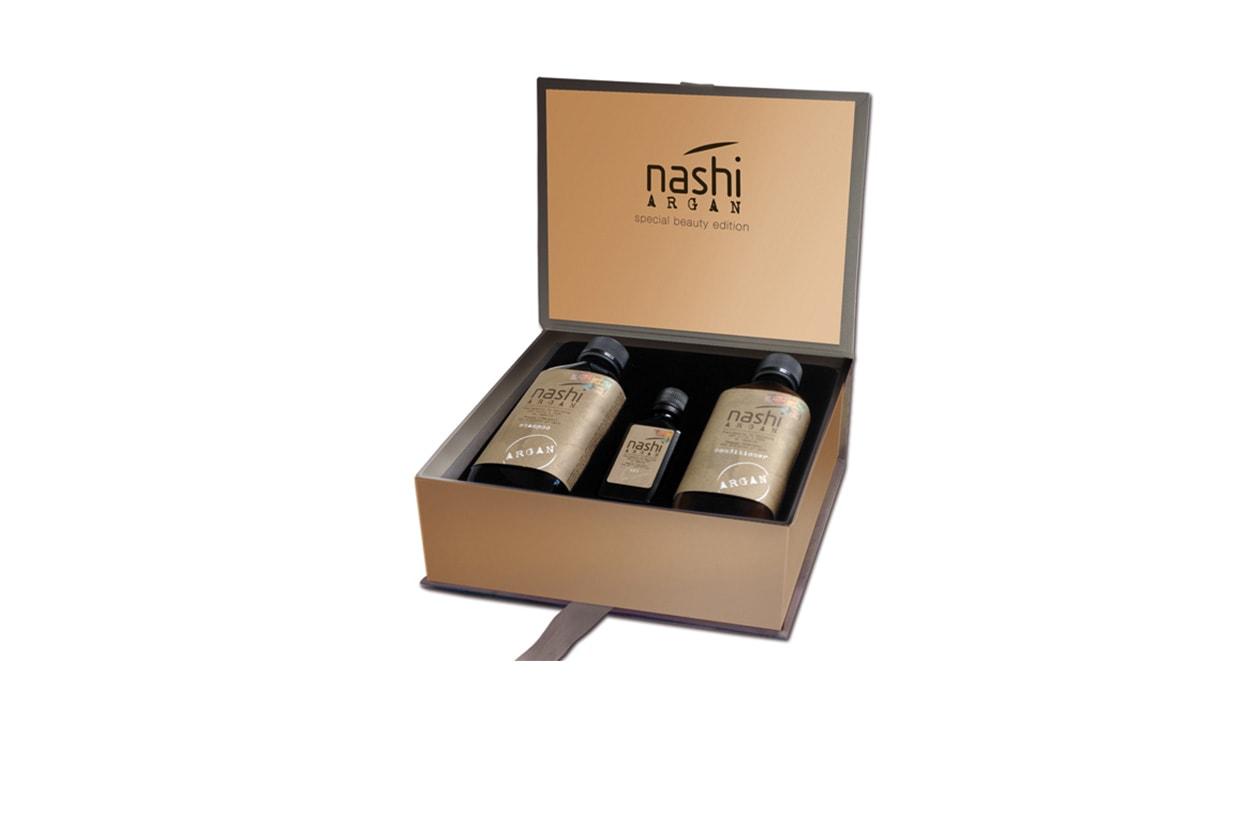 CHRISTMAS BOX CAPELLI PERFETTI BY NASHI ARGAN