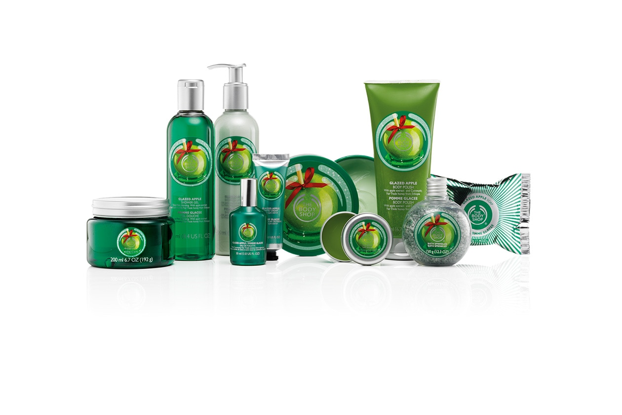 CHRISTMAS KIT ALLA MELA CANDITA BY THE BODY SHOP