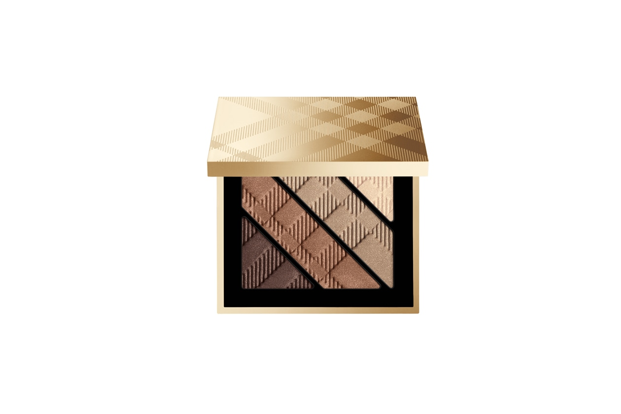 COMPLETE EYE PALETTE GOLD NO 25