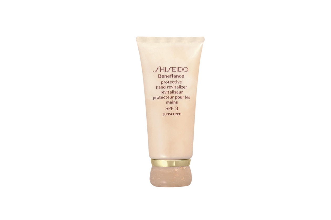 CREME MANI: Shiseido Benefiance Protective Hand Revitalizer