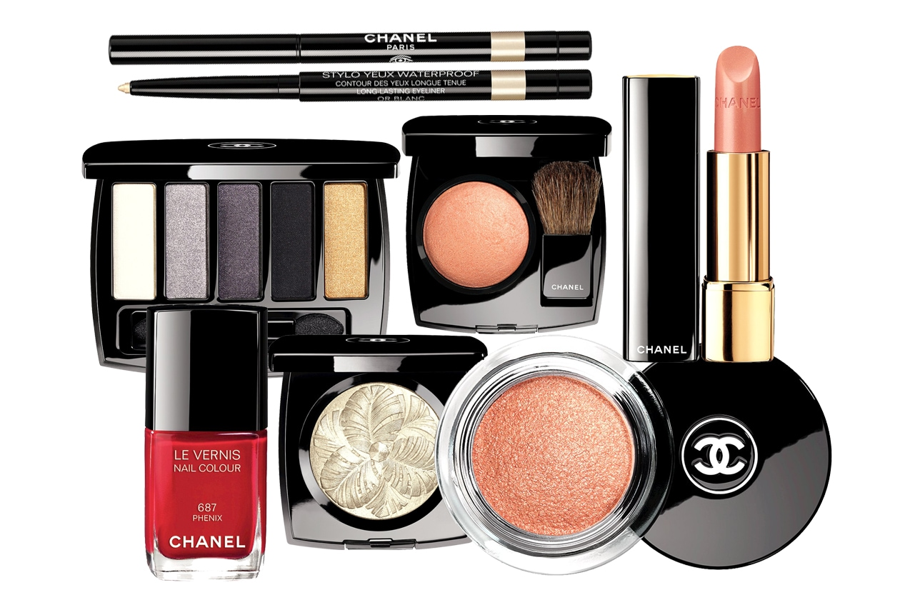 Chanel Collection Plumes Précieuses Noêl 2014