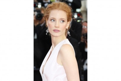 Chastain cannes 2012
