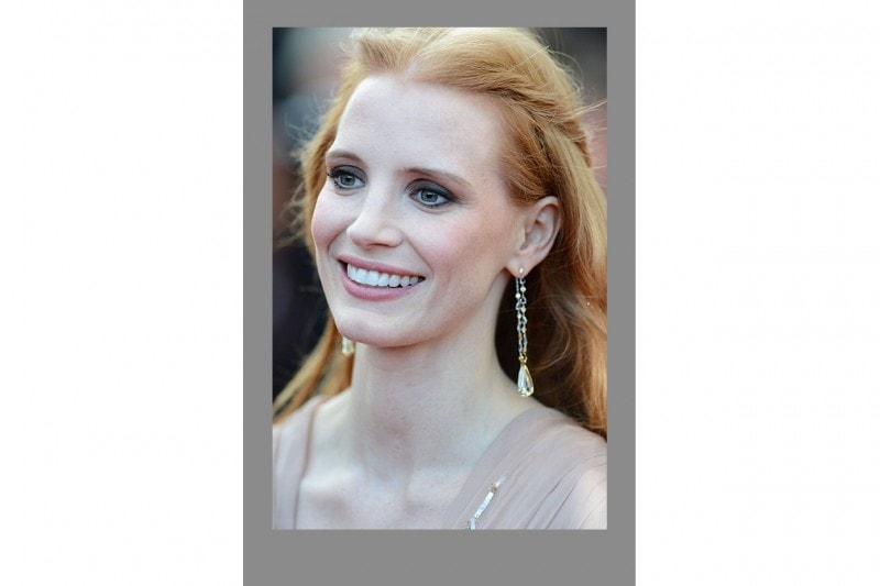 Chastain cannes maggio 2012