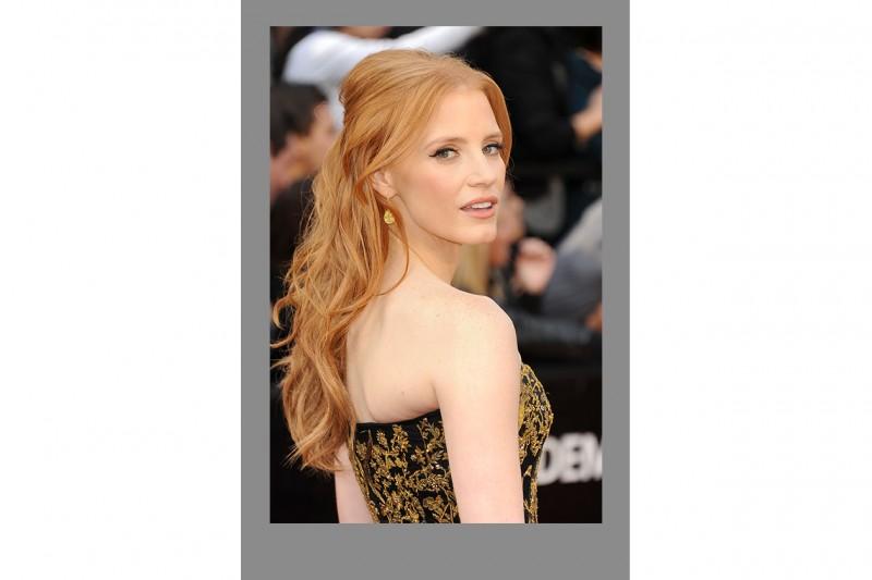 Chastain febbraio 2012 84th Annual Academy Awards held at the Hollywood & Highland Center