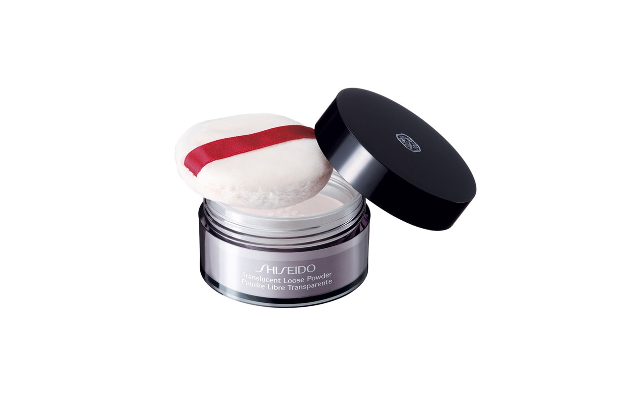 Ciprie viso: Shiseido Translucent Loose Powder