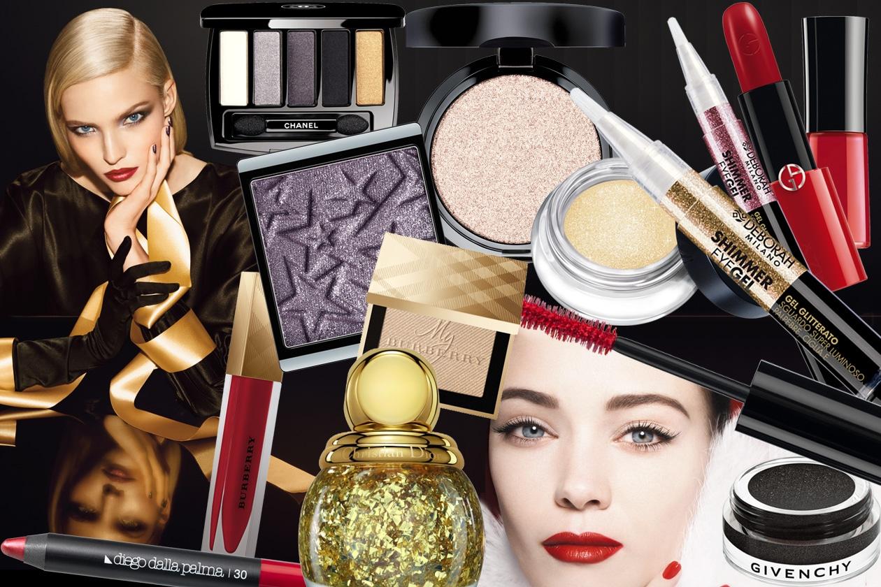 Collezioni make up Holiday 2014