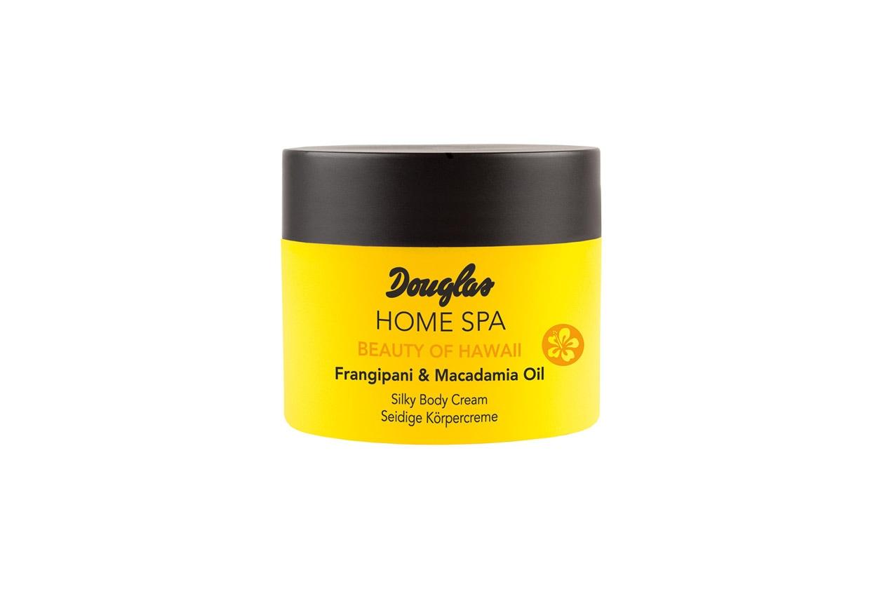 Creme corpo: Douglas Home Spa Beauty of Hawaii Silky Body Cream