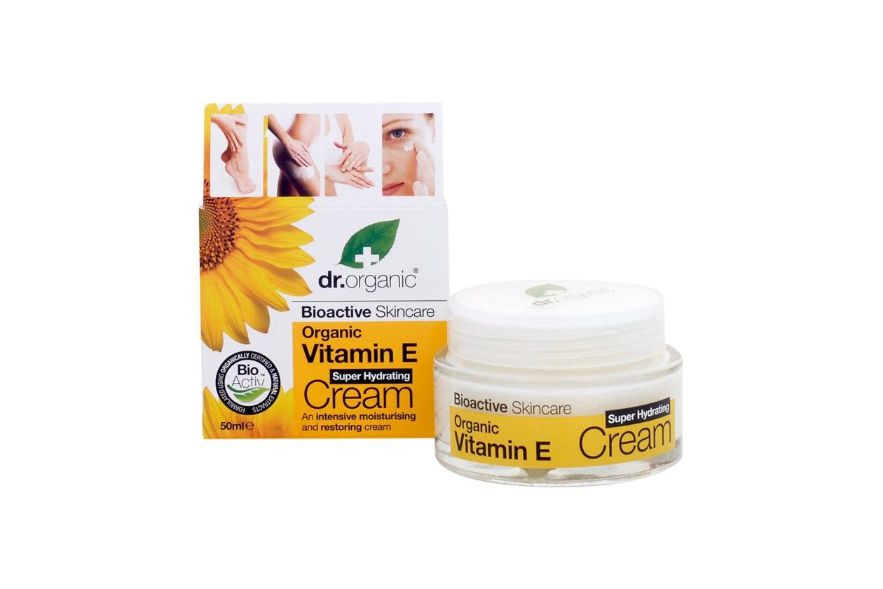 Creme corpo: Dr.Organic Vitamin E Super Hydrating Cream