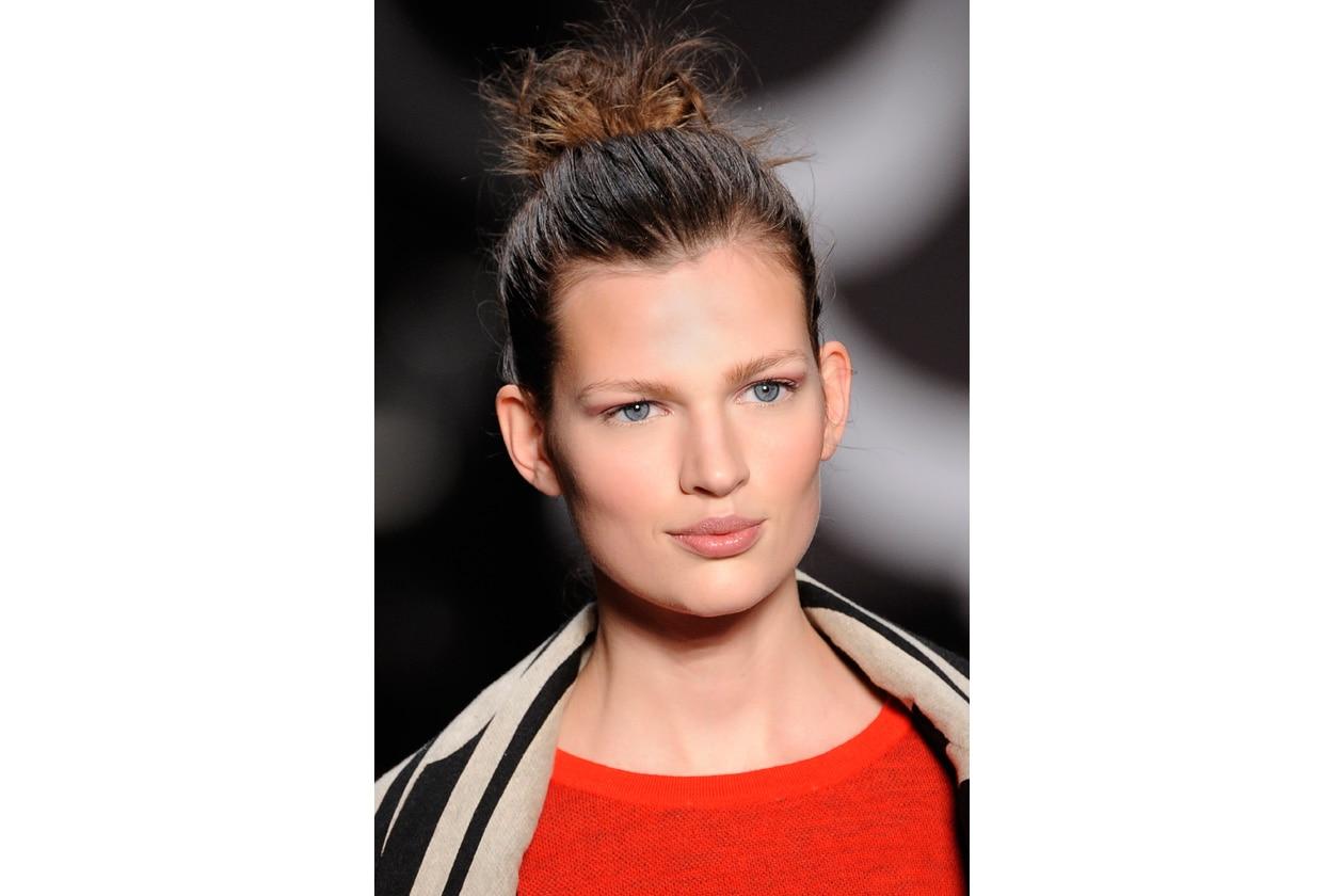 Diane Von Furstenberg A/I 2014-15: il beauty look