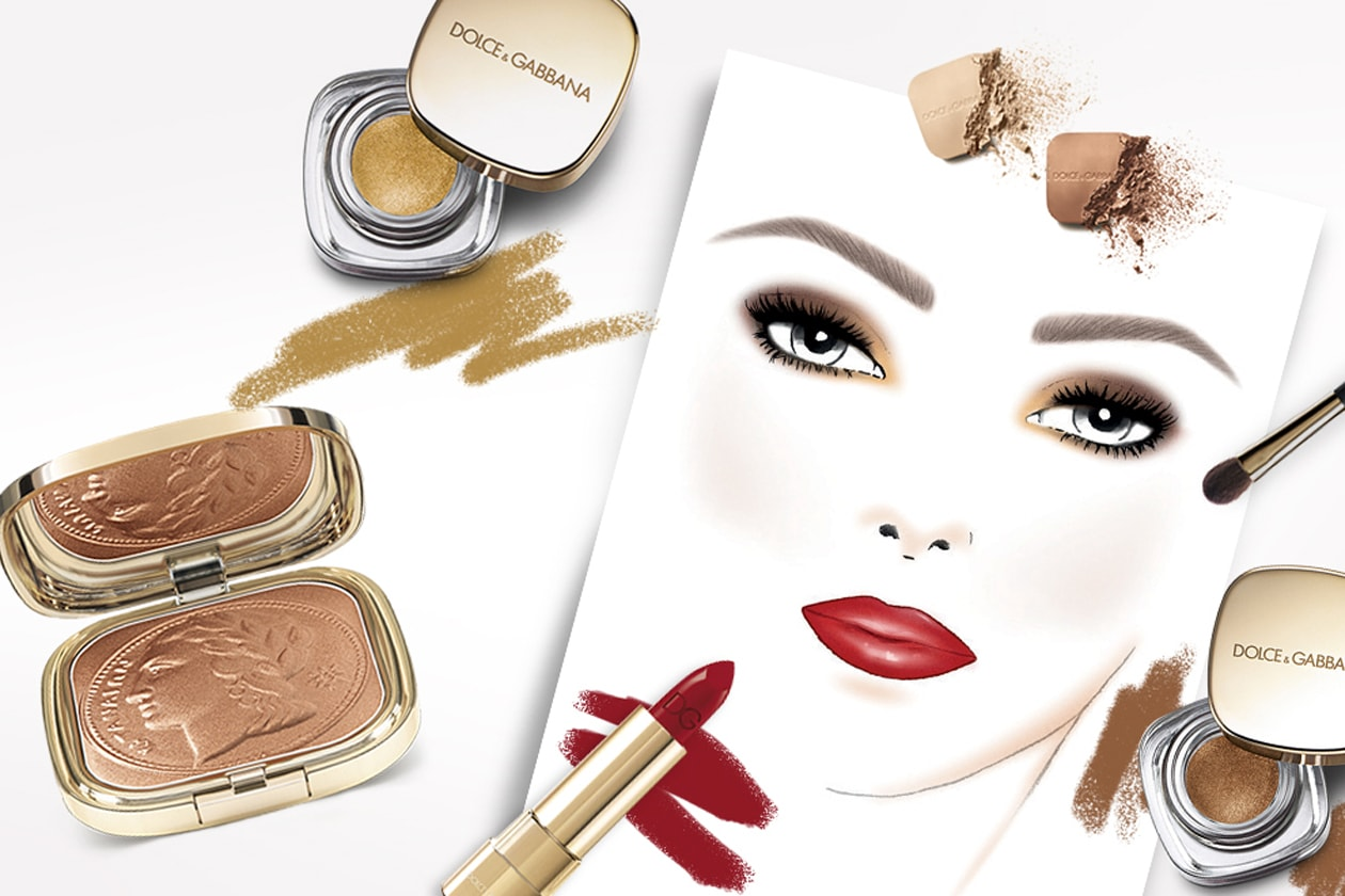 Dolce & Gabbana Beauty: Make up Collector's Edition
